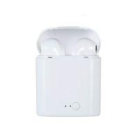 ingrosso orecchio senza fili del mini auricolari del bluetooth-Nuovi auricolari Bluetooth i7s Mini auricolari pk i9s Auricolari Bluetooth senza fili Auricolari auricolari in-ear per microfono per telefono Android i10 i11 i8