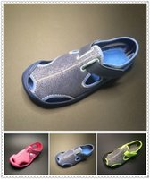 Wholesale sandal kids brand - Children Flat Sandal Kids Soft Bottom Shoes Girls Fragrance Sandals Brand PU Leather Round Toe Kids Shoes for Girls White and Pink Eur 22-35