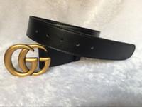 g ceintures hommes achat en gros de-Vente chaude 2019 nouveau designer ceintures hommes femmes Jeans ceintures 20 styles ceintures Cummerbund pour hommes Femmes Métal G Boucle pas avec boîte comme cadeau 85118