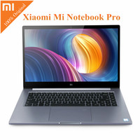 Wholesale nvidia notebook cards - Original Xiaomi Mi Notebook Pro Air 15.6'' Laptops Windows 10 Intel Core I5-8250U Nvidia GeForce MX15 8GB 256GB WiFi Nortebook