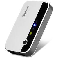 ingrosso router mifi-Atongm W300 WiFi ad alta sicurezza 3G Mobile Power MIFI Router WiFi con display a LED per computer portatile desktop