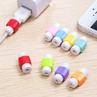Wholesale saver charger for sale - Cartoon Charger Cable Winder Protective Case Saver Data line Protector Earphone Cord Protection for i phone cable vs animal cable bite