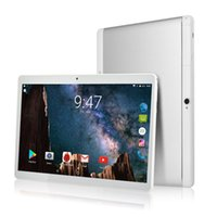 Wholesale 10 inch tablet online - inch Octa Core Tablet PC Android Dual Camera SIM FM GPS Bluetooth G G LTE GB GB Phone tablets