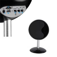 müzik çalar uygulaması toptan satış-HD 1080 P Wifi Mini Kamera Bluetooth Hoparlör Müzik Çalar Kablosuz Güvenlik Kam Hareket Algılama Desteği ile Android / iOS APP Uzaktan Görünüm