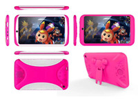 Wholesale android inch game tablet resale online - 7 inch Q798 Kids Tablet Android Children Tablet PC GB Storage Pre installed Kids Education Games Baby Birthday Christmas Gift