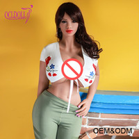 Wholesale Love Dolls Discount - Joymei 171CM Love Dolls Europe For Masturbation Sexy Lady Big Ass Silicone Love Dolls For Discount