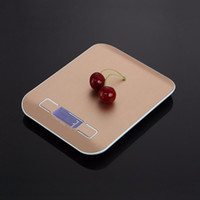 Wholesale 5kg digital scale - YIERYI New 5kg 1g 10KG 1g Portable digital scales for Kitchen high Precision Balance Quality Electronic Scales weighting food scales