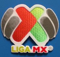 Liga MX Patch Soccer badge top quality LigaMX patch free shipping