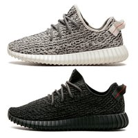dove men Canada - 2018 Cheap Kanye West Sply 350 V1 Pirate Black Running Shoes Men Women Moonrock Oxford Tan Turtle Dove 350V1 Trainer Sports Sneaker 36-45