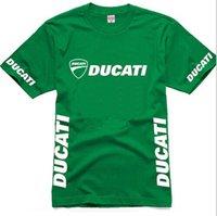 cyclisme t shirts hommes achat en gros de-Hommes T-shirts Course de vélo Moto Racing Lettres Tops imprimés Tee Men Clothing Nouveaux T-shirts