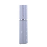 Wholesale glass bottles spray top perfume - Top quality Travel Perfume Atomizer Refillable Spray Empty Bottle 5ml Free Shipping