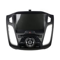 Wholesale ford car dvd player radio for sale - 9inch Andriod Car DVD player for Ford FOCUS with GB RAM GB ROM GPS Steering Wheel Control Bluetooth Radio