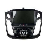 gps para ford focus venda por atacado-Leitor de DVD Carro para Ford FOCUS 2016 9 polegadas Andriod 8.0 com 4 GB de RAM, 32 GB ROM, GPS, controle de volante, Bluetooth, Rádio