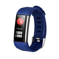 Wholesale counter boxes resale online - Smart Bracelet M200 Fitness Tracker Wristband Smart Watch with Heart Rate Step Counter Activity Monitor Band in Retail Box