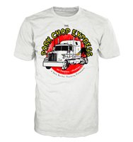 Wholesale cotton express clothing - Print T Shirts Short Printing PORK CHOP Express T-shirt, Inspired by the film Big Trouble in Little China Anime Casual Clothing
