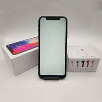 Wholesale usb 16g - Goophone i8 iX 5.8inch 8MP+5MP MTP6580 Face ID recognition Unlocked cell fake 4G Quad Core Android 1G Ram 16G Rom with earphone