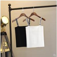 ceinture pour femme achat en gros de-Bandoulière en lettres de luxe haut de gamme pour femmes de la marque de mode