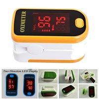 Wholesale Pulse Fingertip Oximeter - Finger Fingertip Blood Oxygen Meter SPO2 Graph Heart Rate Monitor Pulse Oximeter