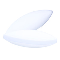 PTFE magnetic stir bars stirrer rotor magnet Style A for Lab Supplies A10 15 20 25 30 35 40 45 50 60 70mm