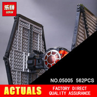 Wholesale toy bricks for children online - Lepin classic special forces tie fighter model Building Blocks Bricks toys for children gifts