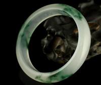 Wholesale flower species resale online - Bursting Myanmar Burmese jade A cargo Ice species Glass species Floating flower Bangle