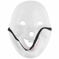 Wholesale creepy clown halloween costumes resale online - Joker Clown Costume Mask Creepy Evil Scary Halloween Clown Mask Adult Ghost Festive Party Supplies Decoration