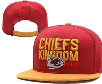 Wholesale city bones - New Brand Hip Hop Kansas CitY hats KC Men Women Baseball Caps Snapback Solid Colors Cotton Bone European American Styles Fashion hat