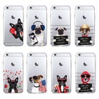 Wholesale dog cell phone cases for sale – best For Iphone Xs Max Phone Cases Funny Dog Transparent Soft Multiple Cell Phone Case For Iphone X Plus