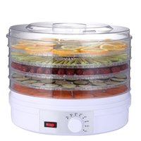 Wholesale low cutter for sale - Group buy Household Gourmet Tools Dried Fruit And Vegetable Machine Portable Practical Dehydrator Low Temperature Food Dryer High Grade km Ww