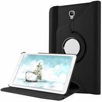 Wholesale 360 Rotating PU leather Case Cover For Samsung Galaxy Tab A T380 T385 SM T385 Tablet Case Smart Stand Pen