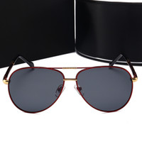 53f49e24e4 ANM Designer Men Sunglasses Fashion Brand Ultraviolet Proof High Definition  Alloy Glass Gentleman Soild Black Luxury Glasses 35mr hh