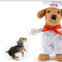 Wholesale Cheap Pet Clothing - Supplies Costumes Chef Style Pet Dog Clothes Costume Dog Supply Cat Clothing Cheap Cat Clothing