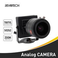 Wholesale effio e - Security Sony Effio-E CCD   CMOS 700TVL CCTV Camera 2.8-12mm Mini Zoom Camera Small Analog Cam