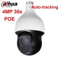 ip englisch großhandel-Deutsch Version Dahua 4MP PTZ 30x Netzwerk IR PTZ Speed Dome IP Kamera SD59430U-HNI zu ersetzen SD59430U-HN Auto Tracking