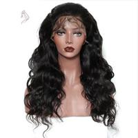 güzel uzun peruklar toptan satış-Güzel Siyah Lolita Uzun Dalgalı Animasyon Tam Peruk Uzun siyah peruk siyah peruk kıvırcık peruk FZP32