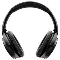 en kaliteli kulaklıklar toptan satış-En iyi kalite BO Sessiz 35 QC35-Gürültü Kablosuz Kulaklık Siyah / Silve İptal