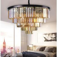 Girban Brand Modern Led Chandelier Novelty Loft Illumination Nordic Fixtures Rectangle Lighting For Restaurant Dining Room Ceiling Lights & Fans