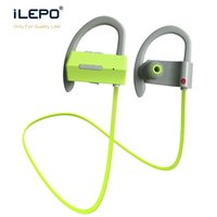 Wholesale bluetooth bh - High Quality Sport Earphone BH-05 Bluetooth CSR 4.1+EDR With Mic Siri Voice Control Long Playing 6 Hrs IP4 waterproof Super Bass 100mAh