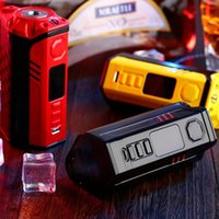 evolv mod großhandel-Authentische Think Vape Finder DNA250C Box Mod angetrieben durch Evolv DNA 250C Chip TC VW Think Vape Finder DNA250C Ecig DHL geben frei