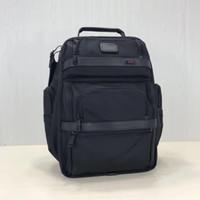 Wholesale business computer travel bag for sale - Group buy TUMI way Ming Alpha2 men s bag medium business classic backpack D2 computer bag travel Sport Outdoor Packs