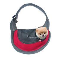 ingrosso tote di viaggio per cani-Piccola borsa per animali domestici trasportabile dell'animale domestico del sacchetto di spalla di oxford del trasportatore del cane del trasportatore del cane di piccola compagnia dell'animale domestico