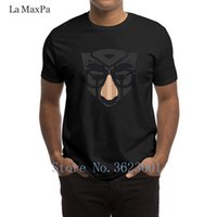 ingrosso shirt in vendita-T-Shirt Outfit Uomo Robot In Disguise T Shirt T-Shirt Slim Fit Tinta unita T Shirt comoda O Neck Vendita a buon mercato