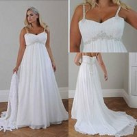 Plus Size Wedding Dresses Casual Canada Best Selling Plus Size Wedding Dresses Casual From Top Sellers Dhgate Canada
