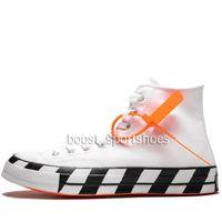 mavi kadın koşu ayakkabıları toptan satış-Yeni chuck 70 taylor 1970'lerin tüm yıldız tuval beyaz koyu mavi mens Koşu Ayakkabıları Womens eğitmenler Sneakers ayakkabı eur36-45 tutmak