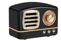 Wholesale Vintage Stereos - Retro Radio Bluetooth Speaker Vintage nostalgic Heavy Bass 3D Stereo Surround HiFi Speakers support TF USB FM AUX HM11 34PCS LOT