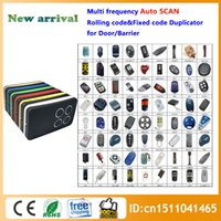 Wholesale Frequency Control - Nesest Multi frequency copy 280-868mhz auto scan frequency Universal remote control duplicator