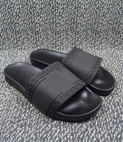 Wholesale diamond gladiator sandals for sale - 2018 New Medusa Summer Slippers Diamond Medusa Sandal Fenty Slides For Men Women Slipper With Dust Bags Box