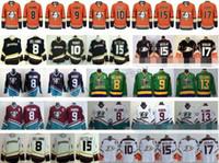 Wholesale anaheim ducks stadium series jersey resale online - Anaheim Ducks Stadium Series Jerseys Ice Hockey Corey Perry Ryan Getzlaf Ryan Kesler Teemu Selanne Paul Kariya Black