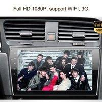 ingrosso android per la macchina dello schermo-Lettore DVD per auto Android 8.1 per schermo GPS capacitivo da 10,1 pollici per navigazione gps per auto