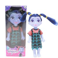 Wholesale 1pc cm fashion girl doll The Vampirina doll figure girl s toys Gifts